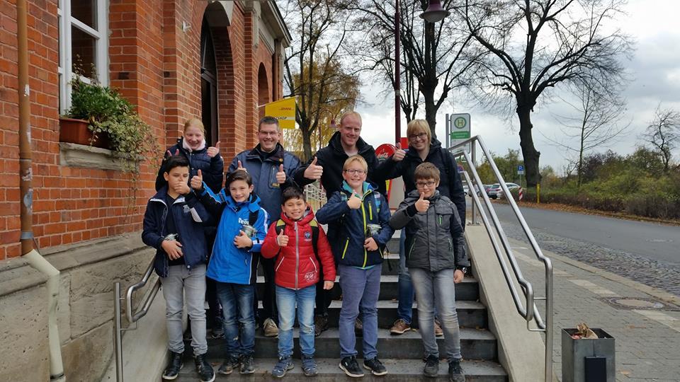 Fahrt nach Einbeck